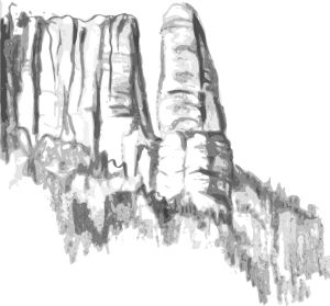 bloßstock transparent